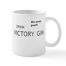 1984 Victory Gin Mug