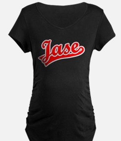 Retro Jase (Red) T-Shirt