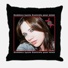 Unique Hypnotism Throw Pillow