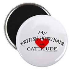 BRITISH SHORTHAIR Magnet