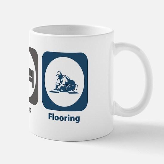 Eat Sleep Flooring Mug