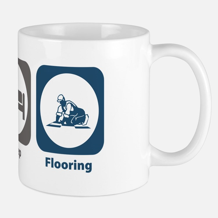 Eat Sleep Flooring Mug
