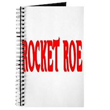 """""""Rocket Roe"""" Journal"""