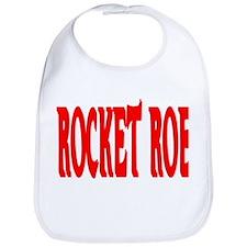 """""""Rocket Roe"""" Bib"""