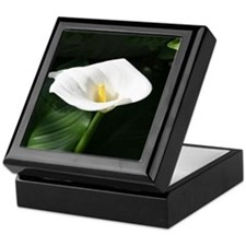 South African Lily, Keepsake Box