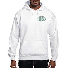 Fancy Blue HB Hoodie
