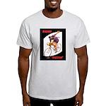 Biking is My Passion, Bicycle Riding Print T-Shirt