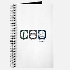 Eat Sleep Financial Analysis Journal