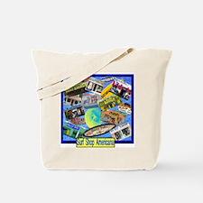 Surf Americana Tote Bag