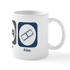 Eat Sleep Film Small Mug