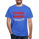 Retired Political Scientist Dark T-Shirt