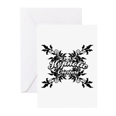 Hypnotic Overture Greeting Cards (Pk of 10)