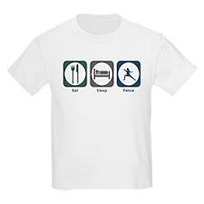 Eat Sleep Fence T-Shirt