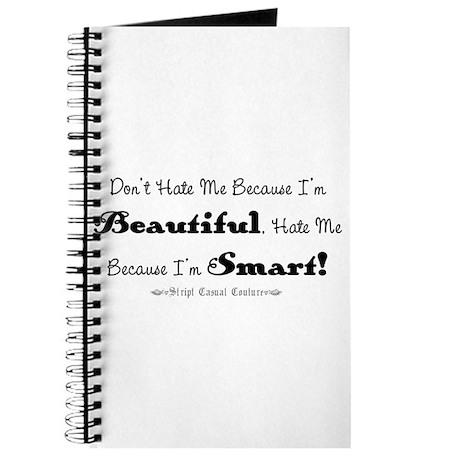 Smart and Beautiful Saying Journal