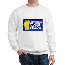 Yellow Tahoe Sweatshirt