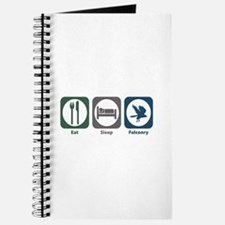 Eat Sleep Falconry Journal
