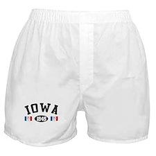Iowa 1846 Boxer Shorts