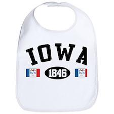 Iowa 1846 Bib