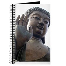 Black and White Buddha Journal