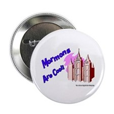 Mormons Are Cool Button