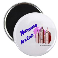 Mormons Are Cool Magnet