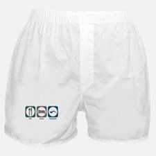 Eat Sleep Excavate Boxer Shorts