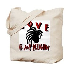Love is my Religion II Tote Bag