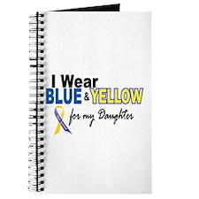 I Wear Blue & Yellow....2 (Daughter) Journal