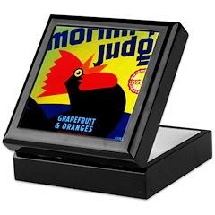Mornin Judge Keepsake Box