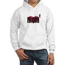 Mom of Two Hoodie