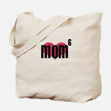 Mom of Six Tote Bag
