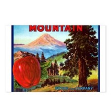 Mountain Postcards (Package of 8)