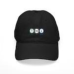 Eat Sleep Equipment Operation Black Cap