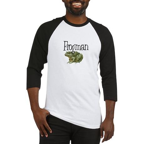 Frogman Baseball Jersey