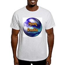 Ham Radio (earth) T-Shirt