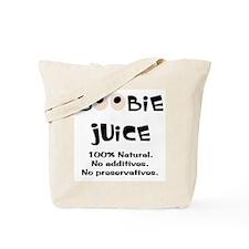 100% Natural Boobie Juice ~ Tote Bag