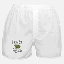I am the Frogman Boxer Shorts