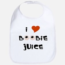 100% Natural Boobie Juice ~ Bib
