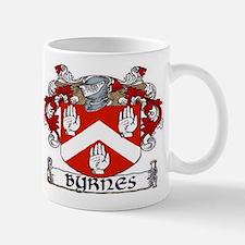 Byrnes Coat of Arms Mug