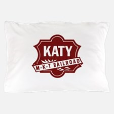 MKT Railroad Pillow Case