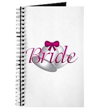Bride Wedding Bells Journal