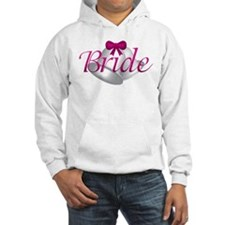 Bride Wedding Bells Hoodie