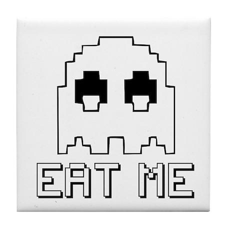 Eat Me Tile Coaster