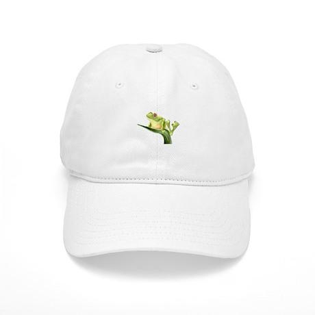 Tree Frog #3 Cap