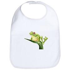 Tree Frog #3 Bib