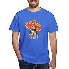 Fiesta Yorkie T-Shirt