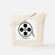 Cute Film student Tote Bag