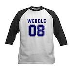 WEDDLE 08 Kids Baseball Jersey