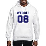 WEDDLE 08 Hooded Sweatshirt