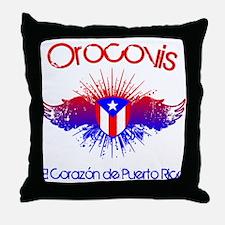 Orocovis Throw Pillow